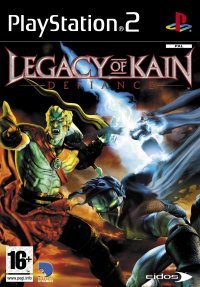 Legacy of Kain: Defiance Playstation 2