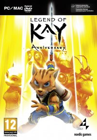 Legend of Kay Anniversary PC