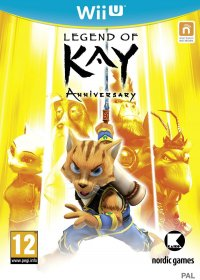 Legend of Kay Anniversary Wii U