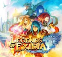 Legends of Exidia Nintendo DS