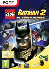 LEGO Batman 2: DC Super Heroes PC