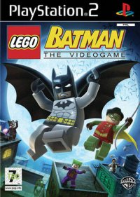Lego Batman Playstation 2