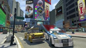 Comparan Lego City: Undercover en Nintendo Switch y PlayStation 4