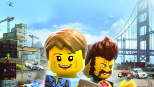 Extenso gameplay de 'LEGO City Undercover: The Chase Begins'