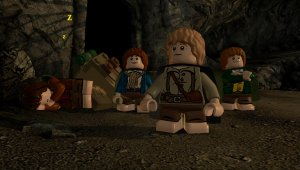 Hasta 85 personajes jugables en LEGO: Lord of the Rings