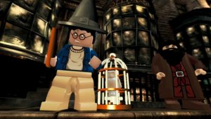 Nuevo vídeo de LEGO Harry Potter: Years 1-4 para Wii