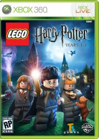 LEGO Harry Potter: Años 1-4 Xbox 360