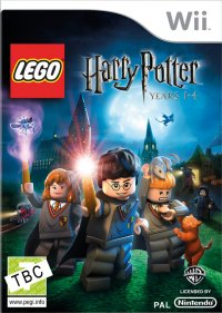 LEGO Harry Potter: Años 1-4 Wii