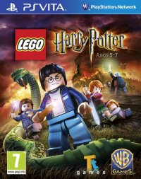 LEGO Harry Potter: Años 5-7 PS Vita