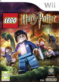 LEGO Harry Potter: Años 5-7 Wii