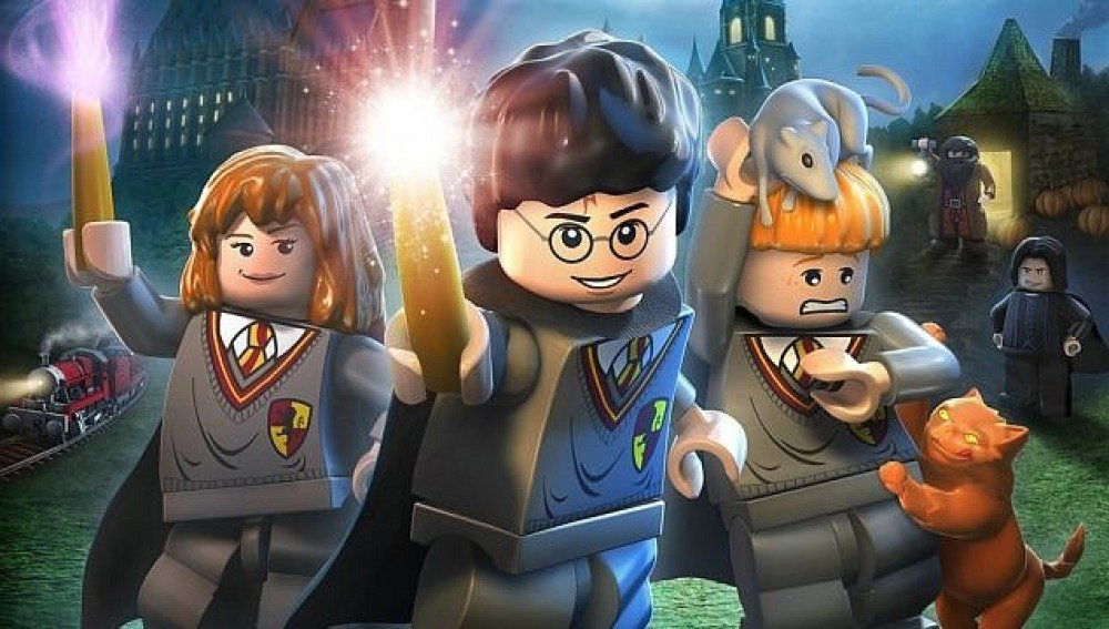 Lego Harry Potter Collection Para Nintendo Switch Y Xbox One