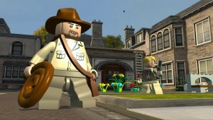 Trailer de Lego Indiana Jones 2