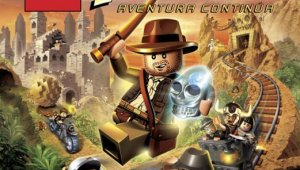 Ya disponible a la venta LEGO Indiana Jones 2: La aventura continúa
