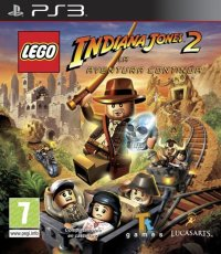 LEGO Indiana Jones 2: La Aventura Continúa PS3