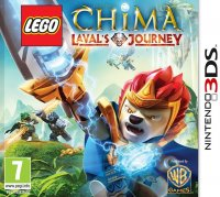 LEGO Legends of Chima: El Viaje de Laval Nintendo 3DS