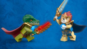 Warner Bros Interactive anuncia 'LEGO: Legends of Chima'