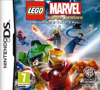 LEGO Marvel Super Heroes Nintendo DS