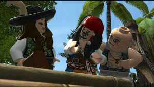 Nuevo making-of de LEGO Piratas del Caribe