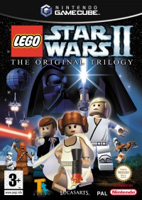 Lego Star Wars II: La Trilogía Original GameCube