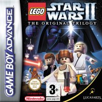 Lego Star Wars II: La Trilogía Original Game Boy Advance