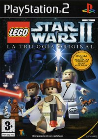 Lego Star Wars II: La Trilogía Original Playstation 2