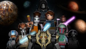 Lucas Arts lanza un juego en flash para promocionar LEGO Star Wars III: The Clone Wars