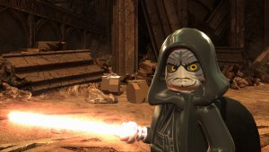 Darth Sidious estará disponible en Lego Star Wars III: The Clone Wars