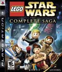 Lego Star Wars: La Saga Completa PS3