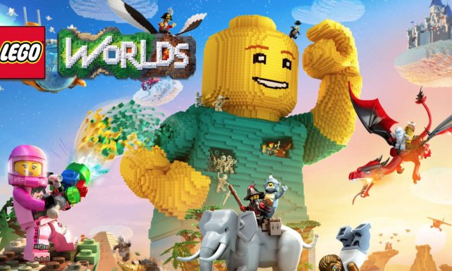 Análisis LEGO Worlds (Pc PS4 One Switch)