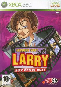 Leisure Suit Larry: Box Office Xbox 360