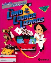 Leisure Suit Larry In the Land of the Lounge Lizards PC