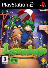 Lemmings Playstation 2