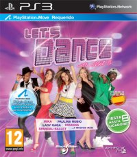Let's Dance PS3