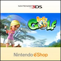 Let's Golf! 3D Nintendo 3DS
