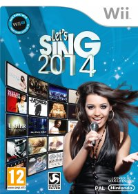 Let's Sing 2014 Wii