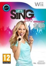 Let's Sing 2016 Wii