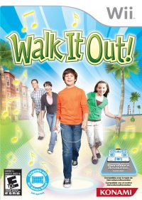 Let's Walk it Out Wii