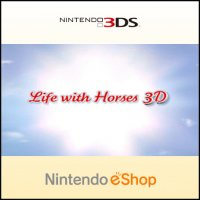 Life With Horses 3D Nintendo 3DS