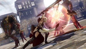 Scan del nuevo personaje 'Lightning Returns: Final Fantasy XIII'