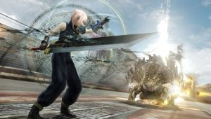 Reserva Lightning Returns: Final Fantasy XIII y viste a su protagonista como Cloud