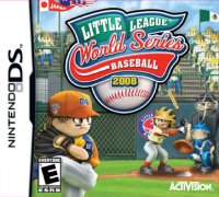 Little League World Series Baseball 2008 Nintendo DS
