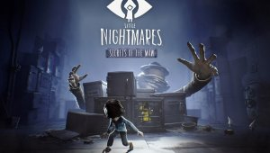 Ya disponible Secrets of the Maw, la expansión de Little Nightmares
