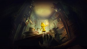 Little Nightmares confirma su llegada a Nintendo Switch en formato físico y digital