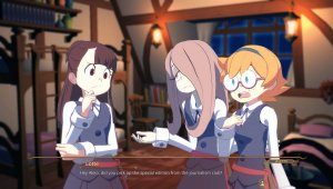 Little Witch Academia: Chamber of Time presenta sus diferentes modos multijugador