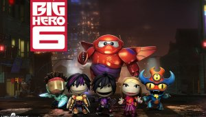Big Hero 6 llega a LittleBigPlanet