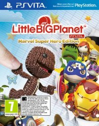 LittleBigPlanet PS Vita: Marvel Super Hero Edition PS Vita