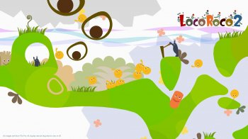 Sony anuncia LocoRoco 2 Remastered para PlayStation 4