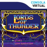 Lords of Thunder Wii