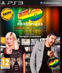 Los 40 Principales Karaoke Party PS3