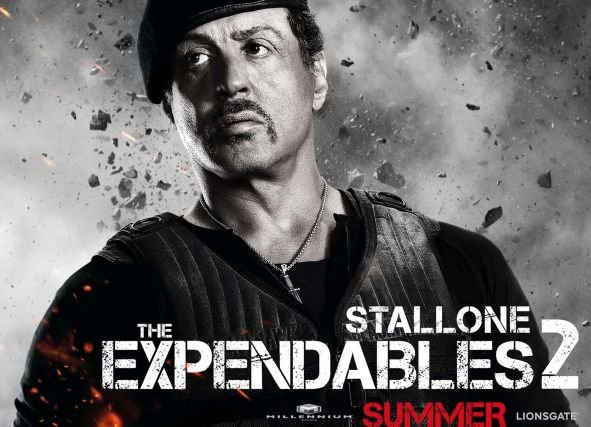 Los Mercenarios 2 (The Expendable II)